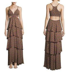 A.L.C Tier Maxi Dress